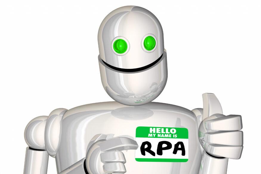 テレワーク下でのRPA導入に必要な事