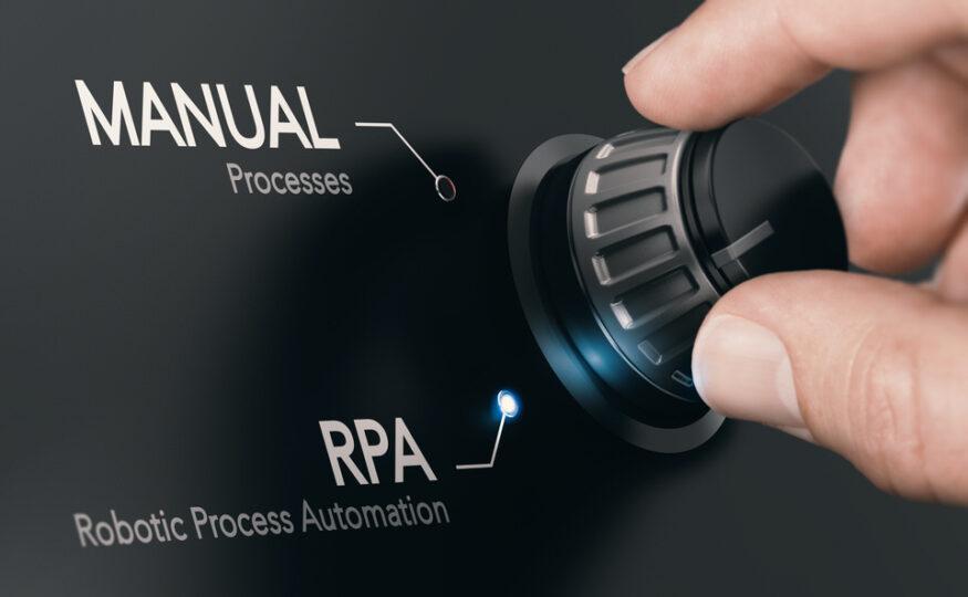 RPA導入の目的をしっかりさせ、業務自動化を狙う