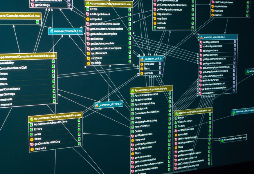 ソフトウェア環境の構築