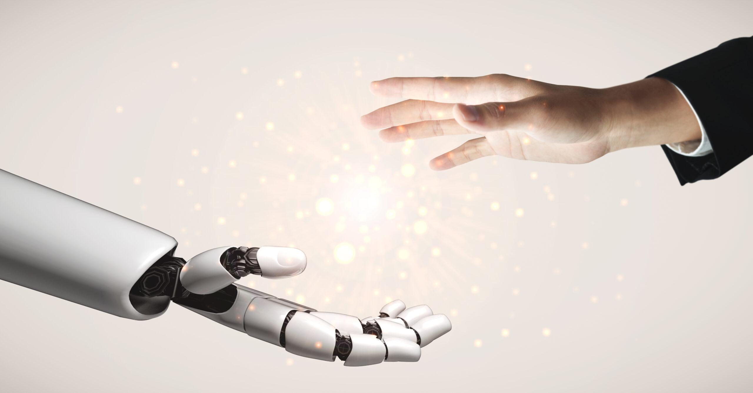 人とロボットの協働