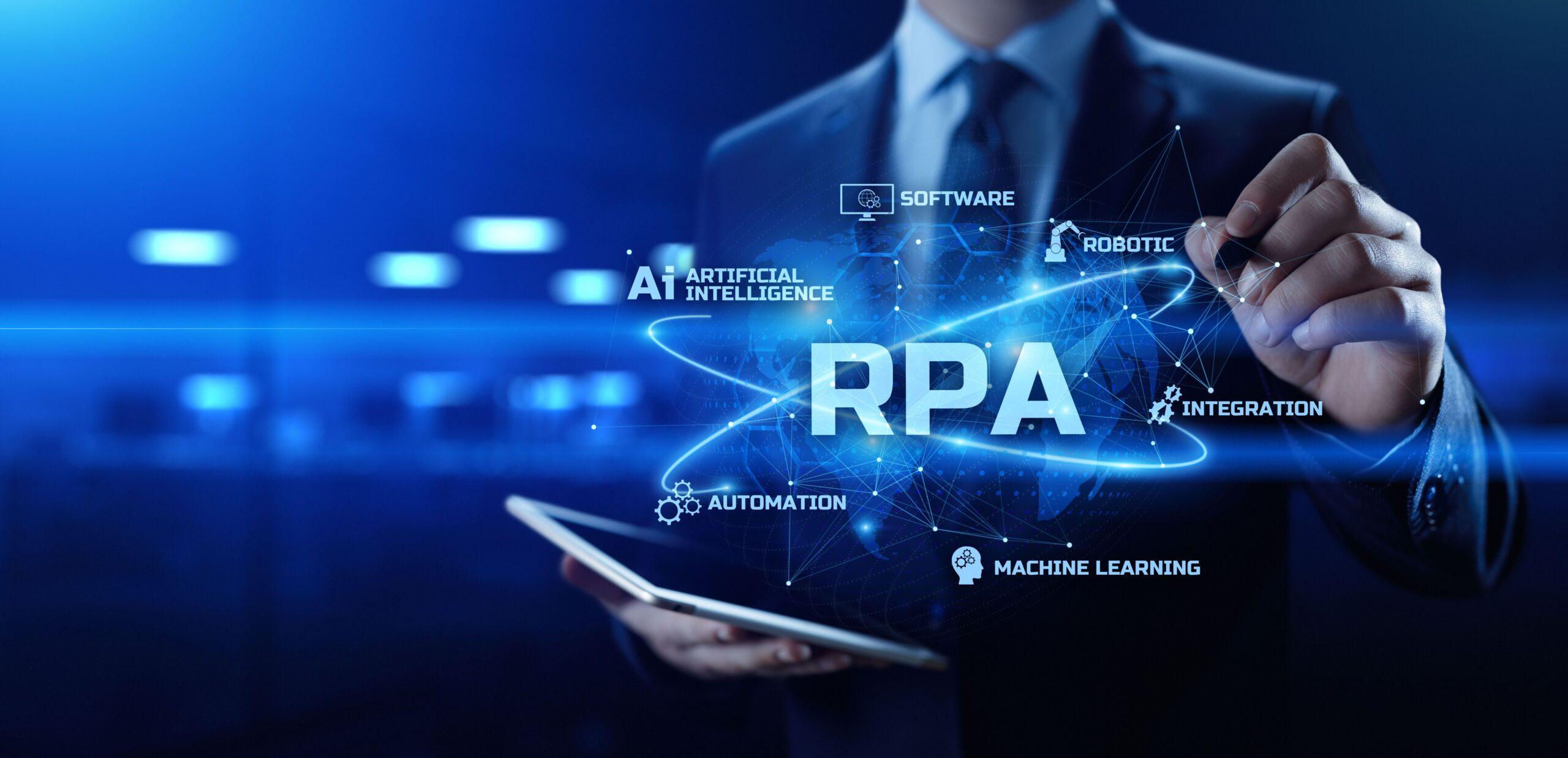 RPA業界をリードするUiPathプラットフォーム
