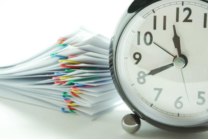 業務時間の削減と作業の高度化
