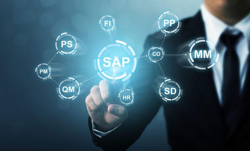 SAPと連携を行うメリット