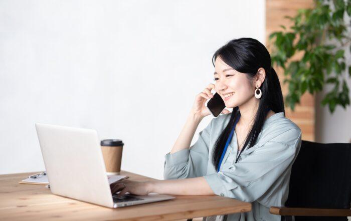 テレワークにおける電話対応の課題、その解決方法を解説